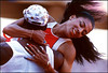 Olympian Florence Griffith-Joyner wins Gold at the Seoul Olympics in 1988
