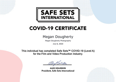 SafesetsCertificate