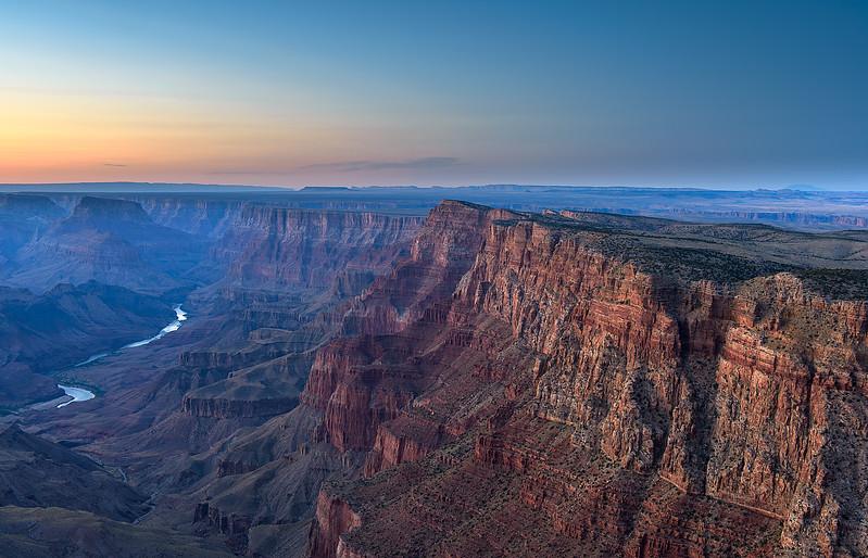 Grand Canyon National Park, Desert Palisades