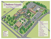 Large version of campus map.