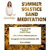 Summer Solstice Sand Meditation