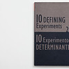 '10 Defining Experiments', Catalog for 2006 Commision Program Exhibition. Cisneros Fontanals Art Foundation (CIFO).