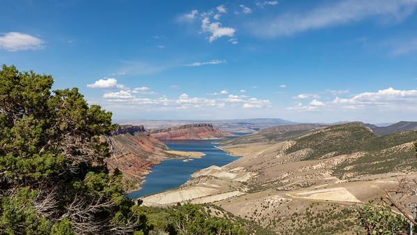 Sheeps Creek Bay, Flaming Gorge National Recreation Area, Utah