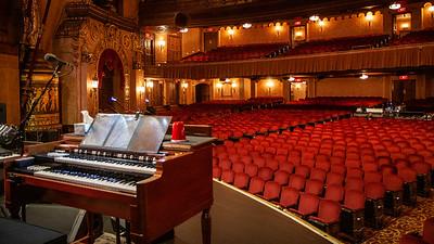 Greg Allmans Organ, Beacon Theater