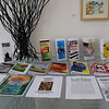 Art Show table