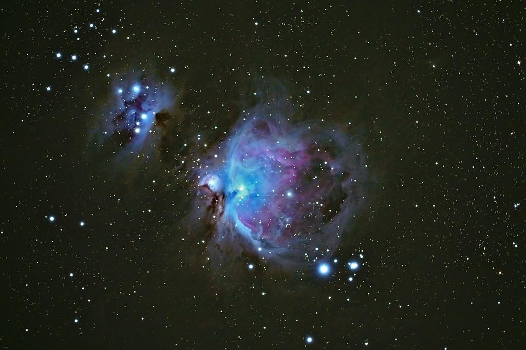 M42 Orion Nebula January 21, 2015