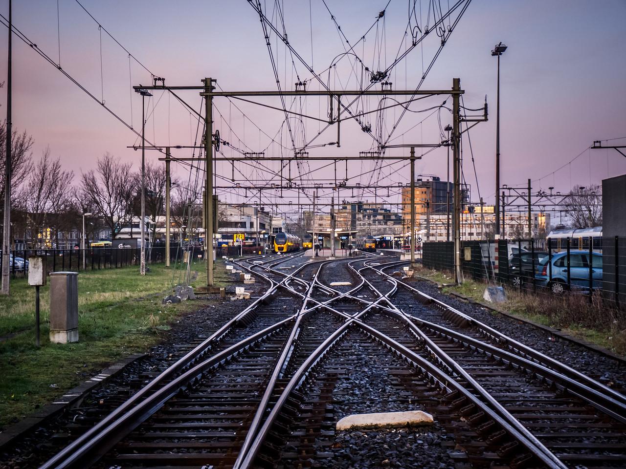 Alkmaar Rail Yard