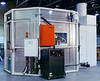 Robotic Turn Table & Spray Booth 1994
