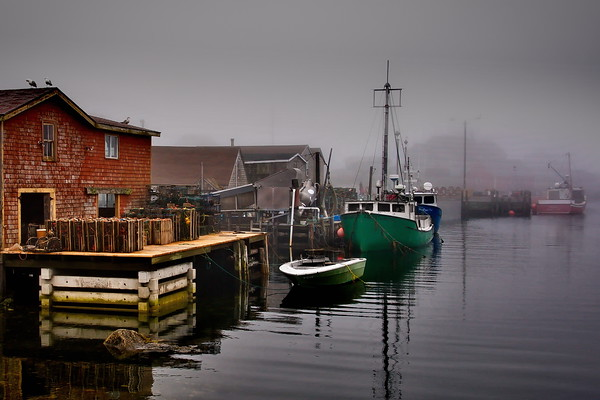 Nova Scotia, Peggy's Cove, Runner Up