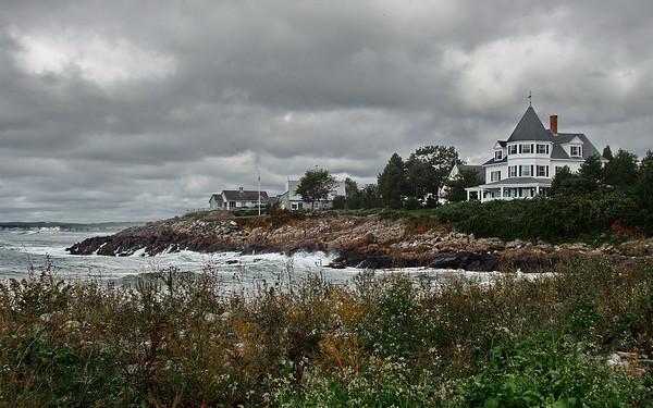 Maine, York Harbor