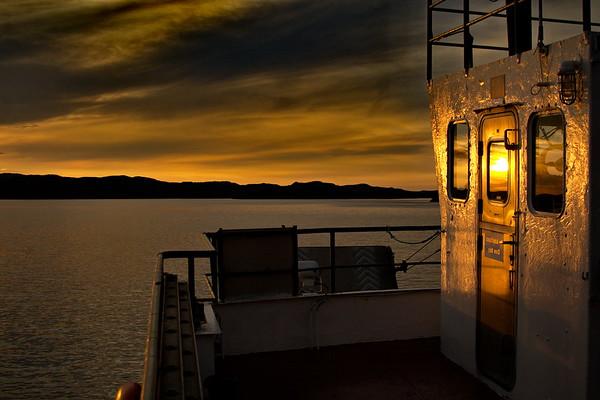 Little Bay Island, Little Bay Islands Ferry, Newfoundland, Photo