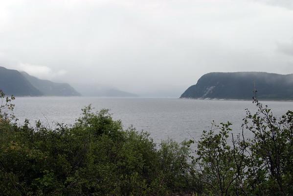 Manic Dam, Quebec