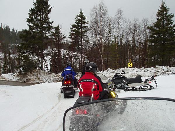 Marble Mountain, Newfoundland, Steady Brook