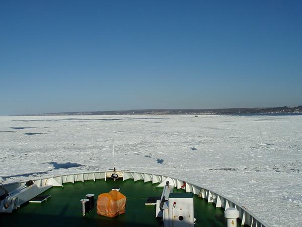 Marine Atlantic Ferry- N Sydney, NS to Port Au Basque, NL, Nova Scotia