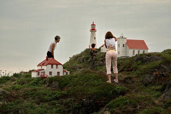 Model Village, Newfoundland, Ship Cove