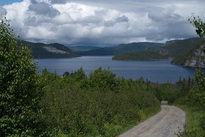 Newfoundland, Old Man Lake Road