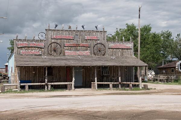 Badlands National Park, Scenic, South Dakota