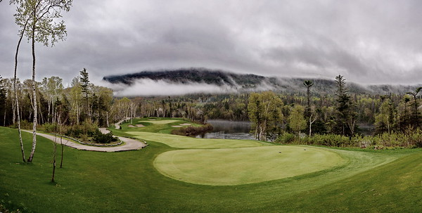 Humber River, Humber Valley Resort, Newfoundland