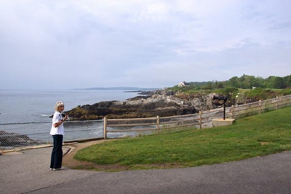 Cape Elizabeth, Fort Williams Park, Maine