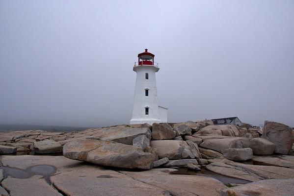 Nova Scotia, Peggy's Cove, Peggy's Cove Light