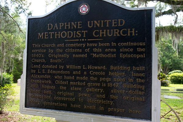 Alabama, Daphne United Methodist Church