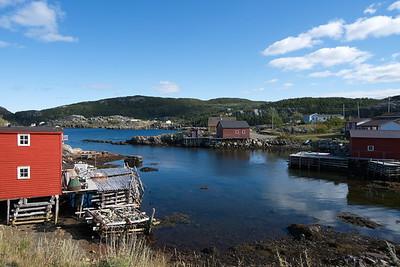 Newfoundland, Salvage