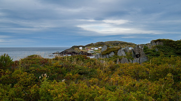 Keels, Newfoundland
