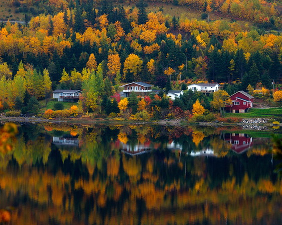Deer Lake, Humber Valley, Humber Valley Resort, Newfoundland