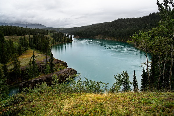 Miles Canyon, Miles Canyon Road, Whitehorse, Yukon