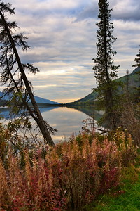 Alaska Highway 1, Koidern, Pickhandle Lake, Yukon