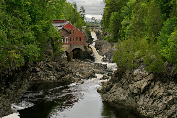 New Brunswick, St George, St. George Pulp and Paper Mill