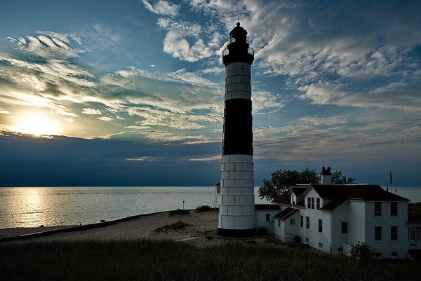 Big Sable Lighthouse, Ludington