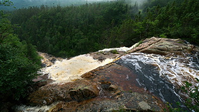 Gros Morne National Park, Newfoundland, Southeast Brook Falls Trail