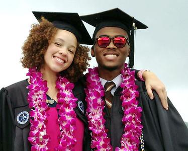 Alyssa and Raymond Graduation