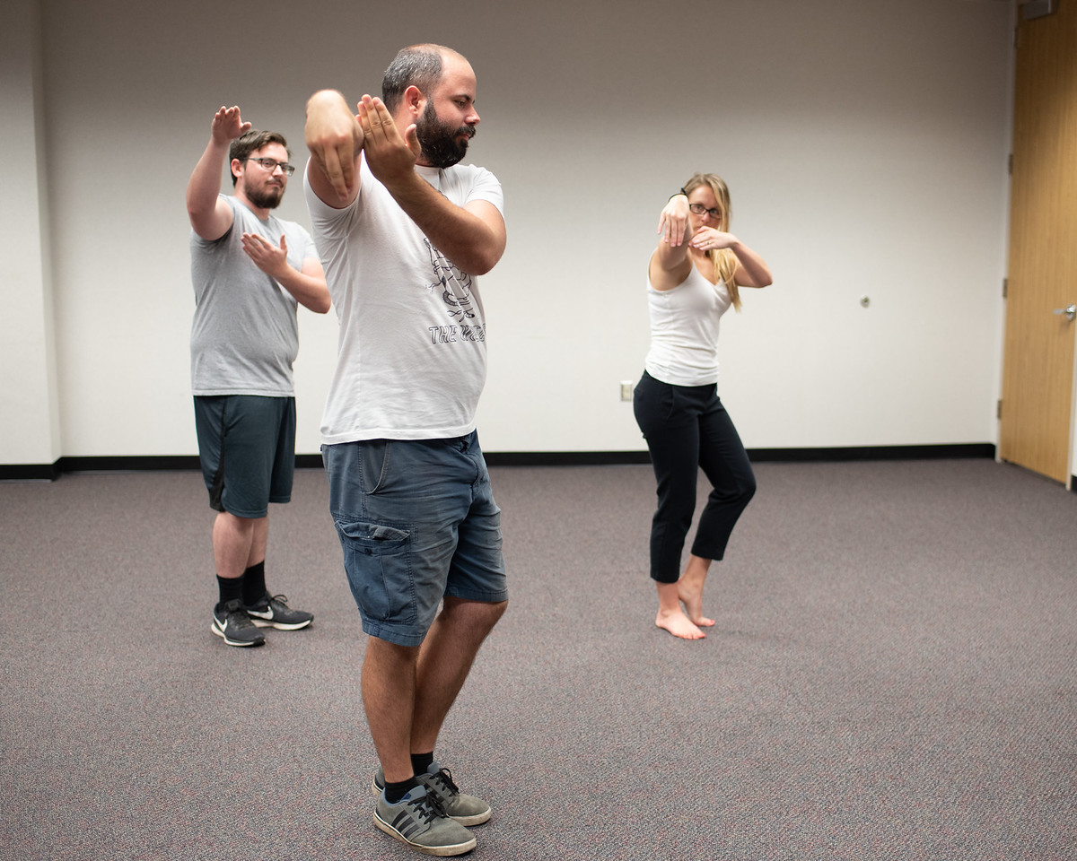 A&M-Corpus Christi Hosts Free Exercise Therapy Classes, Including