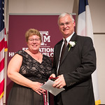Dr. Donald Albrecht, Vice President of Student Engagement and Success at Texas A&M - Corpus Christi, was recognized with the 2017 Outstanding Alumni Award by the College of Education and Hum ...
