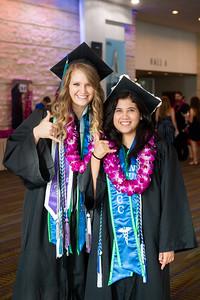 Allison Abbott (left) and Nadia Cespedes.