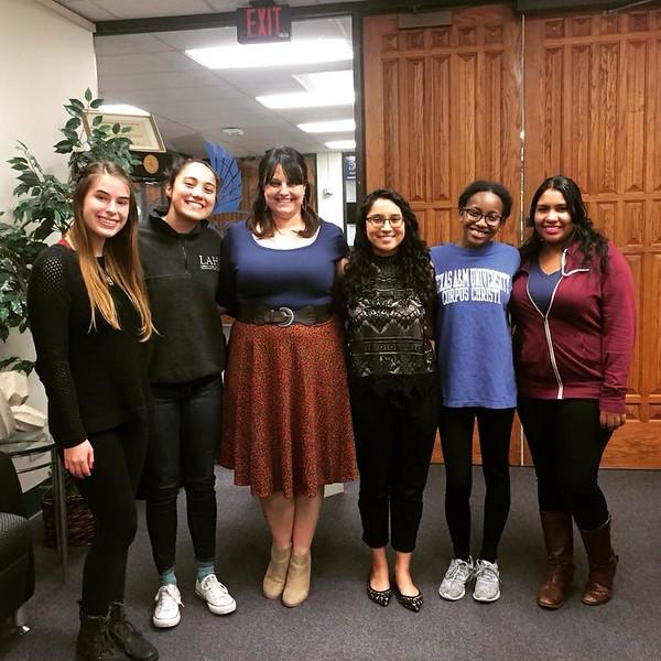 ariana islander feminists officers