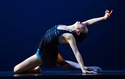 Katia Garza. Photo by Dave Friedman.