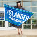 OutstandingGraduate; IslanderForever;DeniserRocha; Summer 2018; Commencement Summer 2018