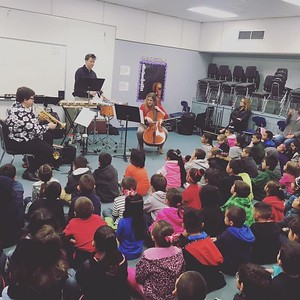 Drumpetello at Menger Elementary