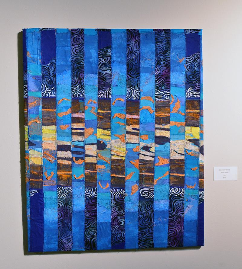 p-Art Center Open House-Artist-in-Residence-Program-Weiner-Zigzag_Sunrise_0887