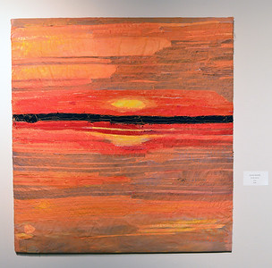 p-Art Center Open House-Artist-in-Residence-Program-Weiner-Earthly-Sunrise_0888
