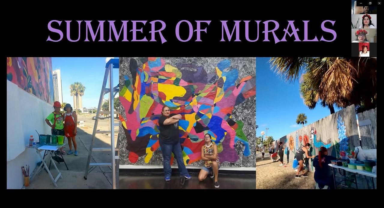 p-Las-Muralistas-Mayra-Zamora-presentation-Summer-of-Murals