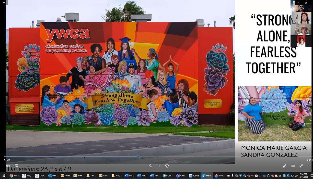 p-Las-Muralistas-Sandra-Gonzalez-Monica-Marie-Garcia-YMCA mural