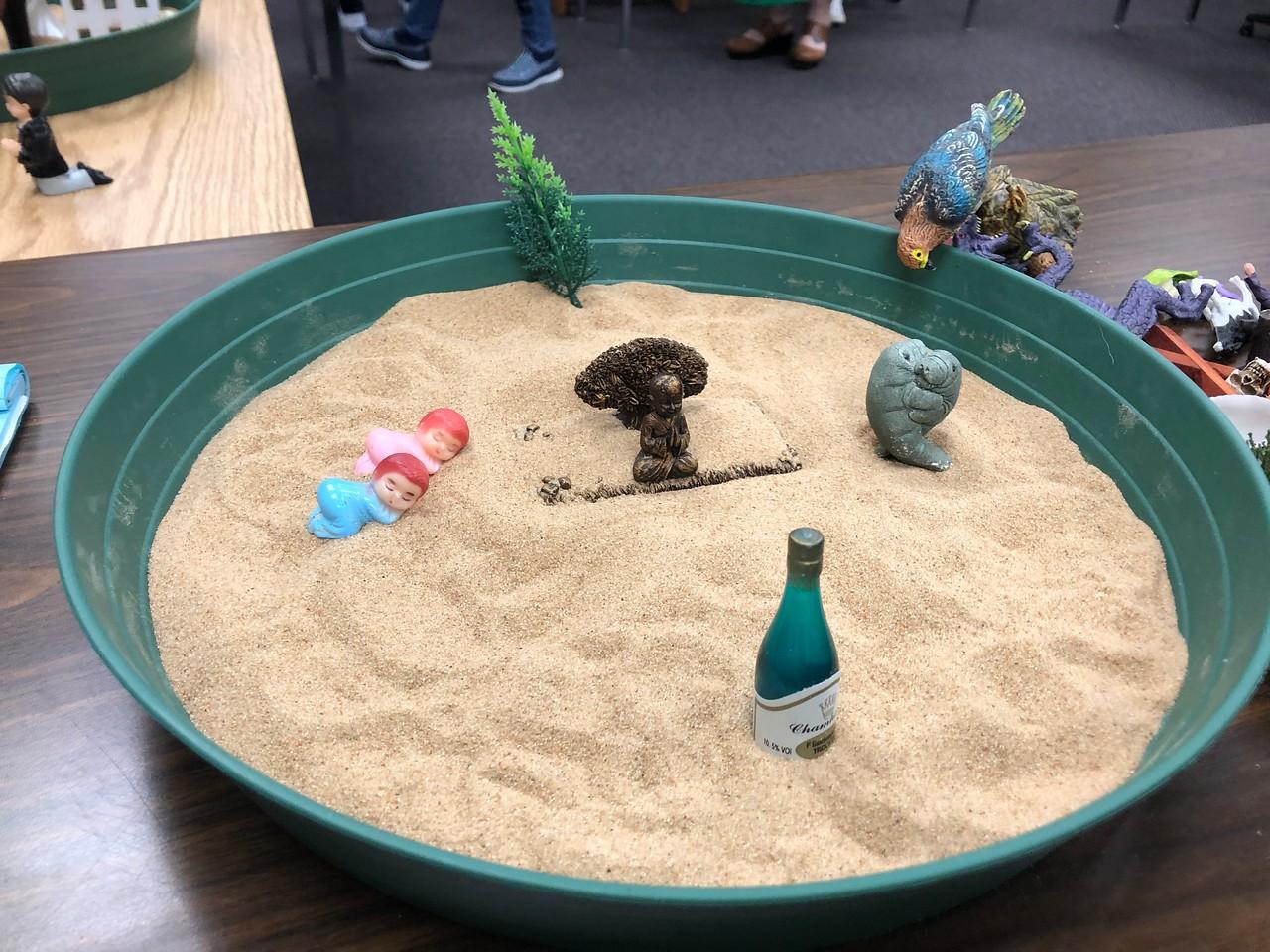 Sandtray Training 2
