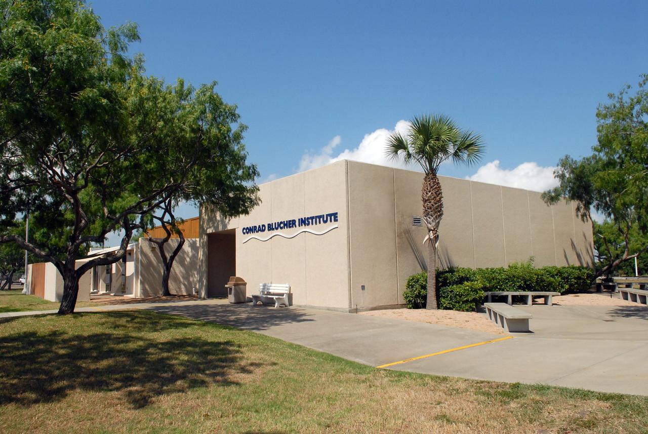 Conrad Blucher Institute.
