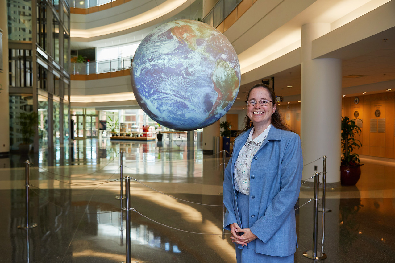 Dr. Amy McGovern, OU professor, leads the NSF AI Institute for Research on Trustworthy AI in Weather, Climate, and Coastal Oceanography, which received $20 million of the NSF funding. The pa ...