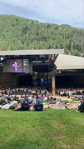 New York City Ballet Performance in the Gerald R  Ford Amphitheatre