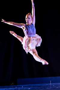 """""""El Ciclo,"""" choreographed by Siobhan O'Reilly, was performed by Allie McCaughey in the fall 2018 Island Dance Demo."""